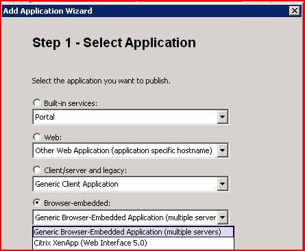 Accessing Citrix Presentation Server in Mac machine-Figure 1